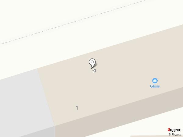 GLOSS на карте Саратова