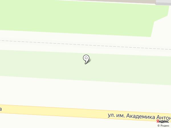 Лиери на карте Саратова