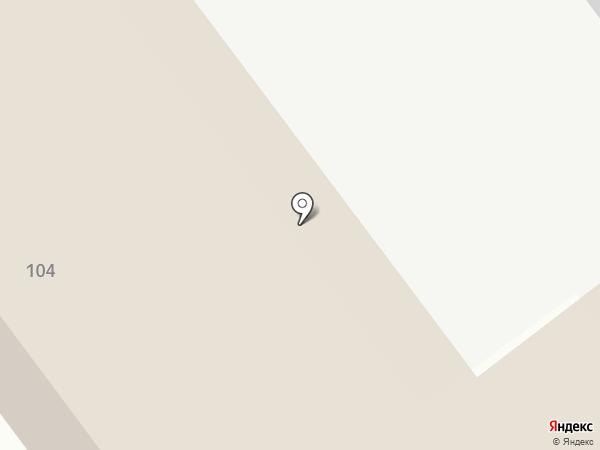КБ Саратов на карте Саратова