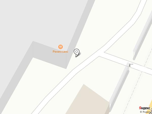 Спец Строй Поволжья на карте Саратова