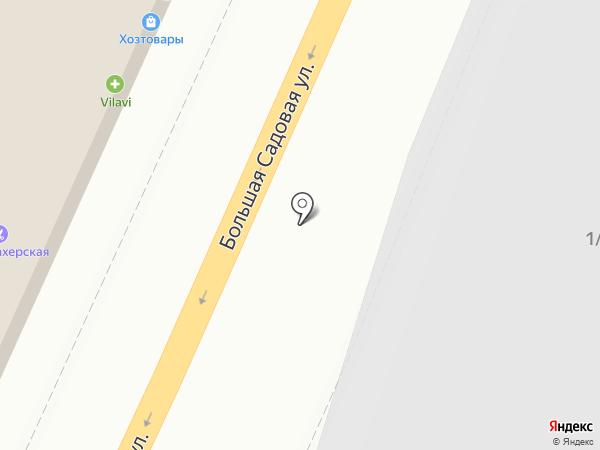 ЭЛЕКТРИКУ ВЕЗЕТ! на карте Саратова