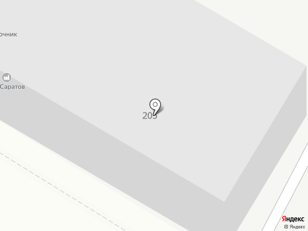 Банкомат, Поволжский банк Сбербанка России на карте Саратова