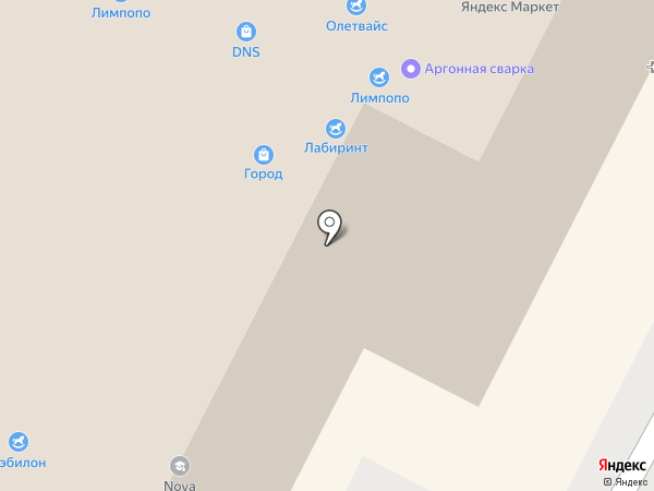 Jeans club на карте Саратова