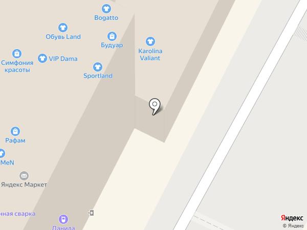 Стильные штучки на карте Саратова