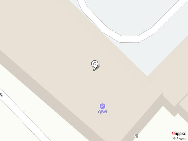 Mobilный сервис на карте Саратова