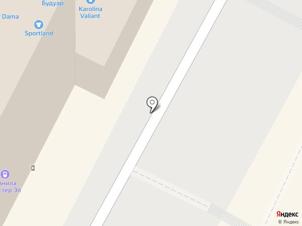 Магазин детского нижнего белья на карте Саратова