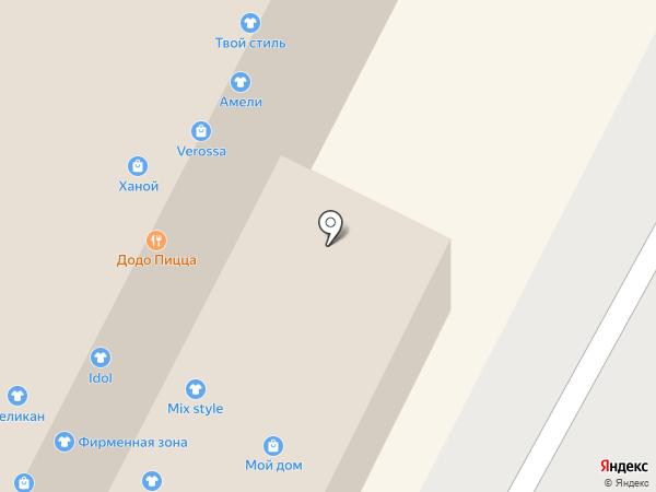 Левушка на карте Саратова