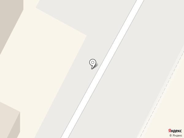 Клёпка на карте Саратова