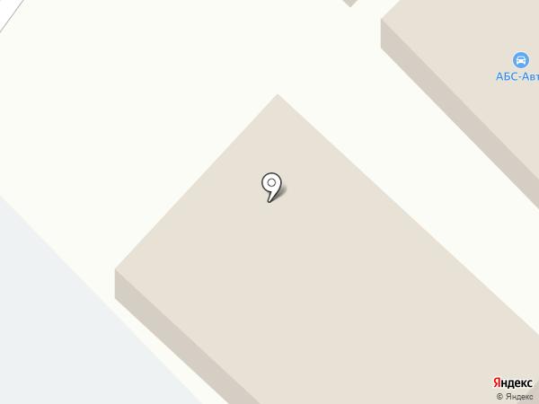 АБС на карте Саратова