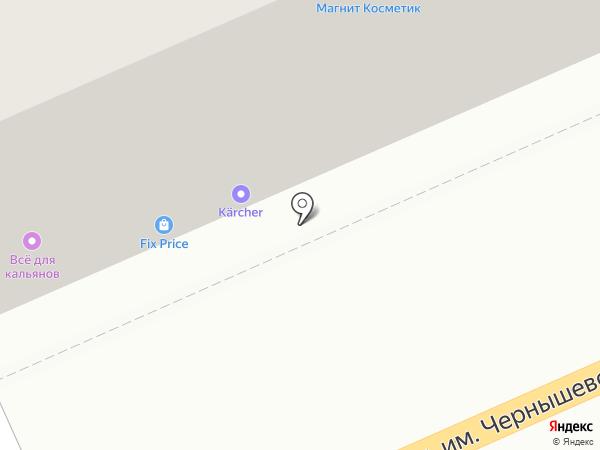 Мир дверей на карте Саратова