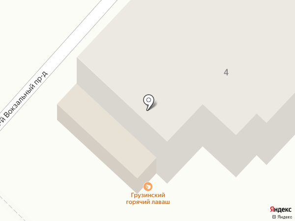 Кристина на карте Саратова