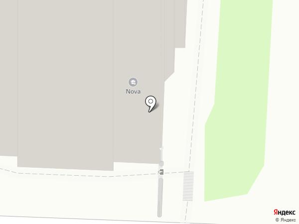 Спутник детства на карте Саратова