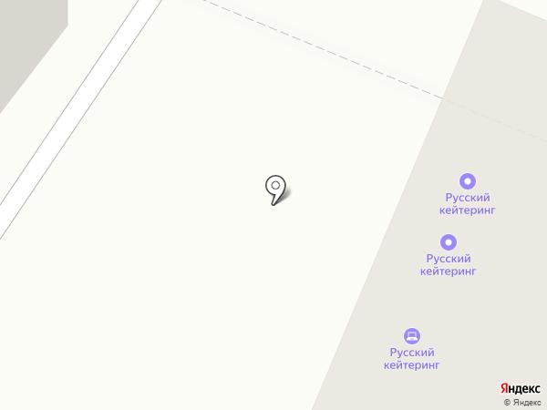 Белая Долина на карте Саратова