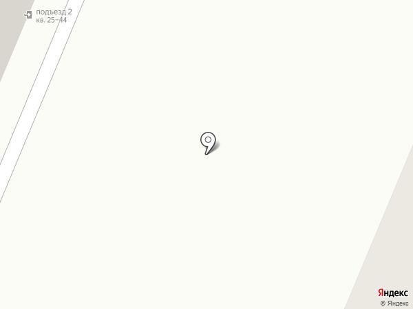 Участковый пункт полиции №9, Отдел полиции №3 на карте Саратова