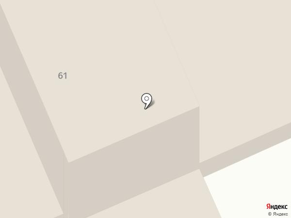 Вираж на карте Саратова
