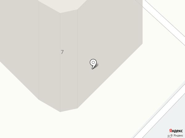 Комильфо на карте Саратова