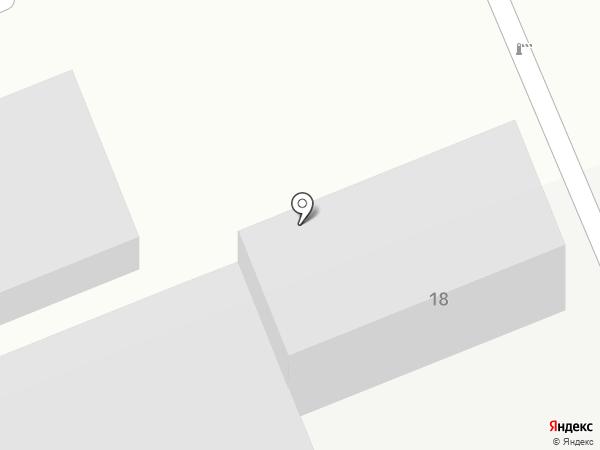 Стирол-ГАЗ на карте Саратова