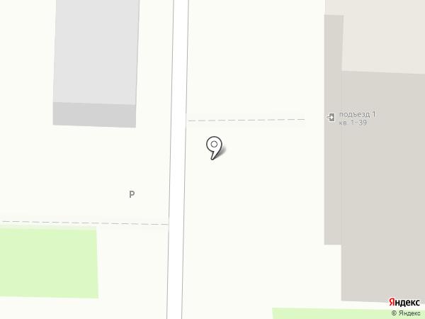 Ярослав на карте Саратова