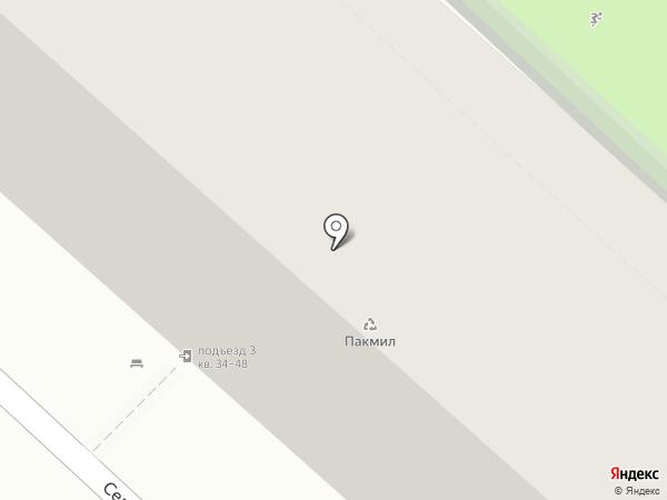 СТАТУС на карте Саратова