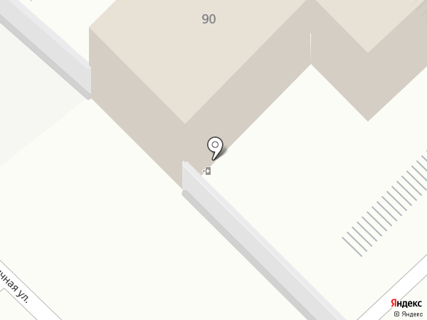 ГильдияСтрой на карте Саратова