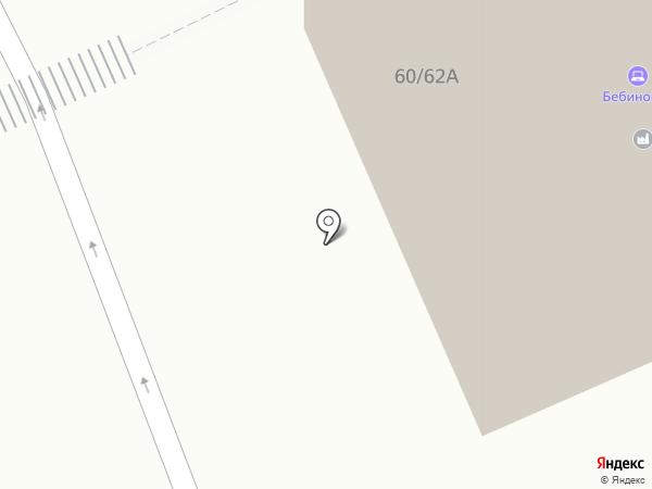АДАР на карте Саратова