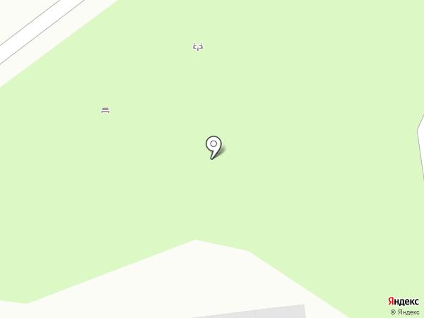 Городская поликлиника №2 на карте Саратова