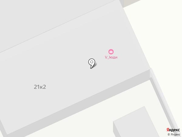 ТИС-Саратов на карте Саратова