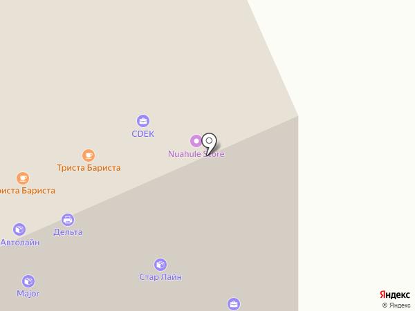 Карп-Профи на карте Саратова