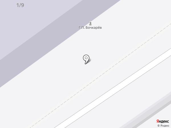 Гимназия №31 на карте Саратова