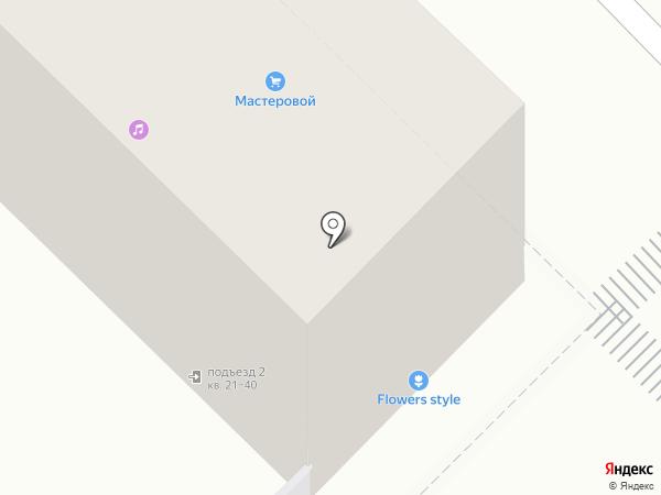 Аптека на карте Саратова