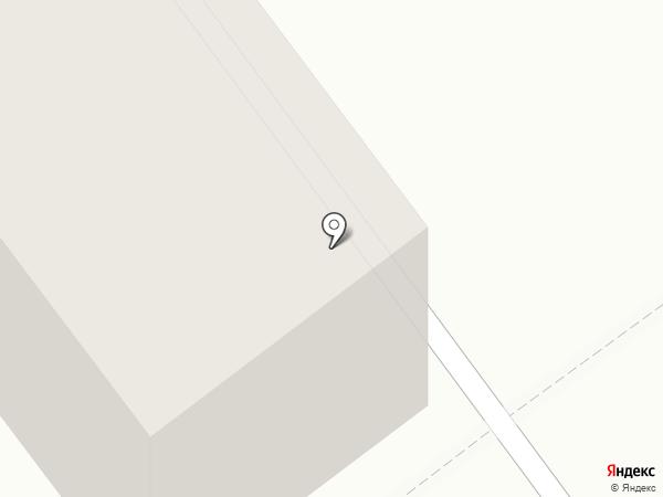 Общежитие на карте Саратова