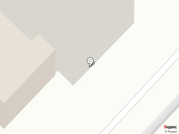 Огни Саратова на карте Саратова