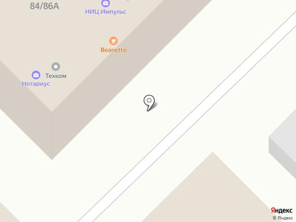 Азбука чистоты на карте Саратова