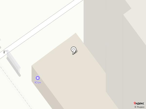 Лиза на карте Саратова