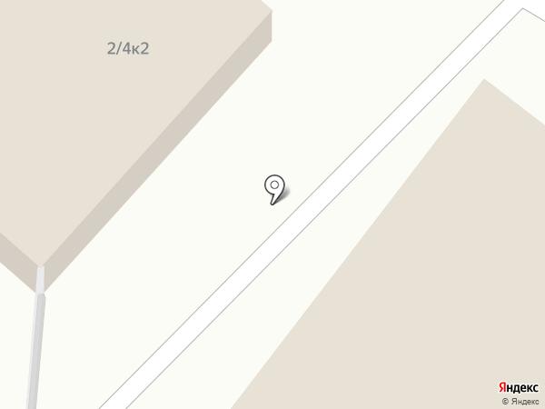 УАЗ-Центр на карте Саратова