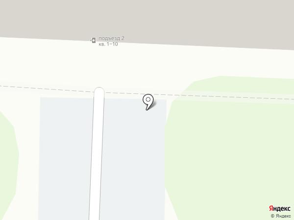 Вторая Весна на карте Саратова