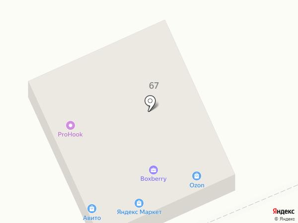 МастерСтрой на карте Саратова