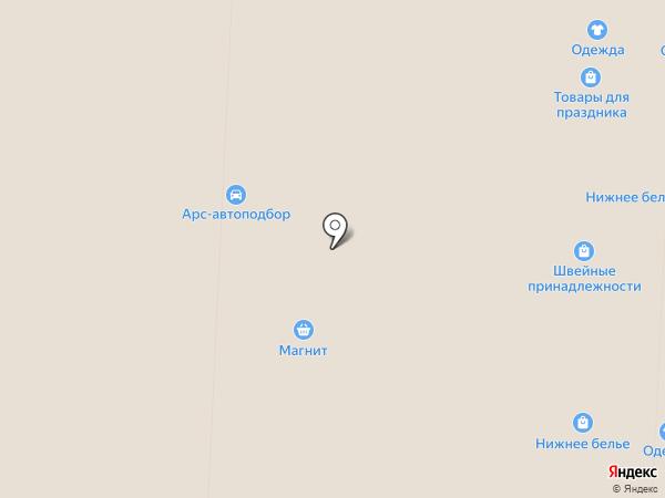 Хороший хлеб на карте Саратова