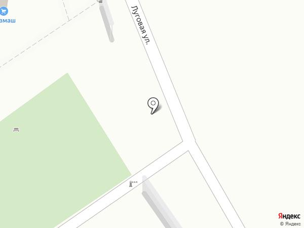 Поволжская тренинговая компания на карте Саратова