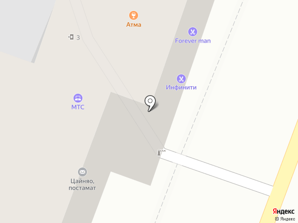 FFstudio на карте Саратова