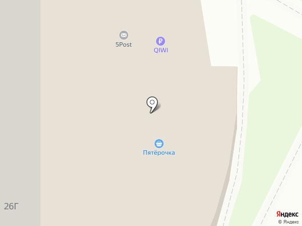 Soblazn на карте Саратова