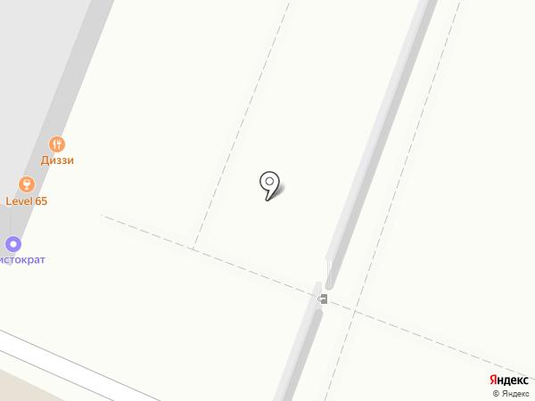 Крым на карте Саратова