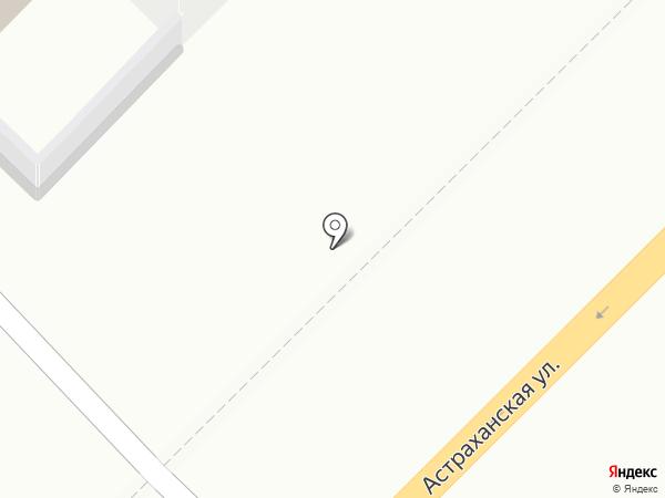 Погром на карте Саратова