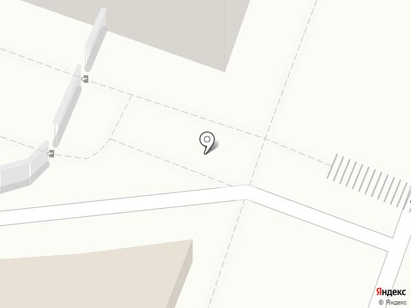 Андерсен на карте Саратова