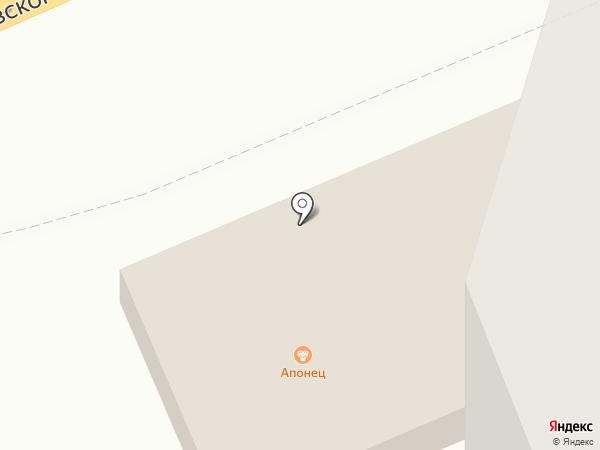 Шашлычный дворик на карте Саратова