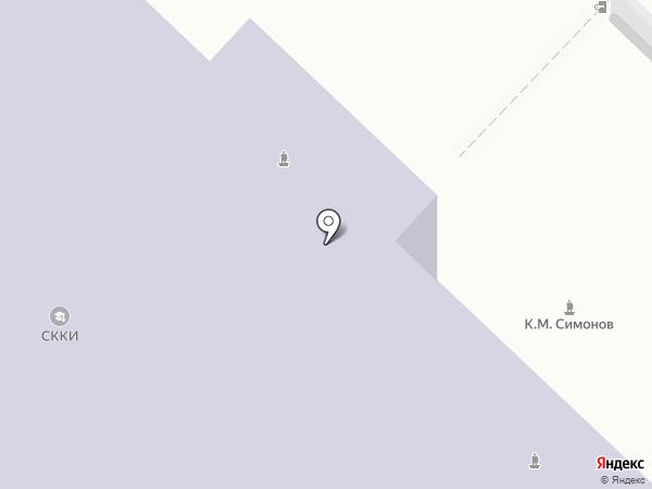 Саратовский колледж кулинарного искусства на карте Саратова