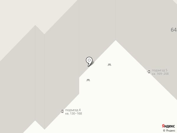 Ладушки на карте Саратова