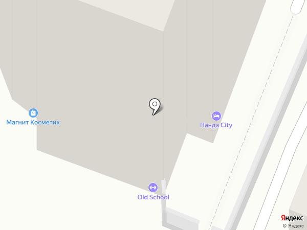 Эталон Здоровья на карте Саратова