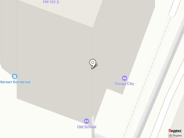 Мотомир на карте Саратова