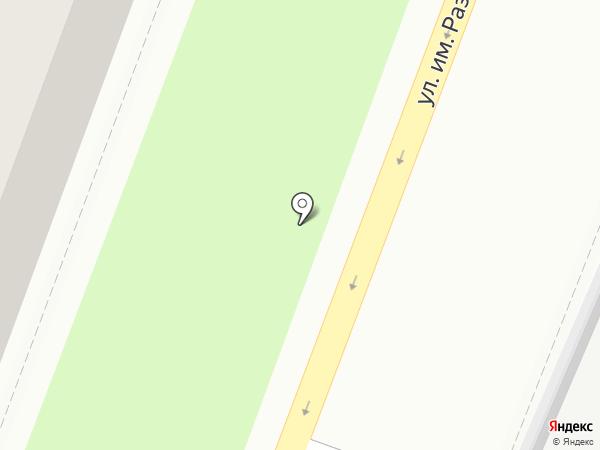 Мега Лтд на карте Саратова